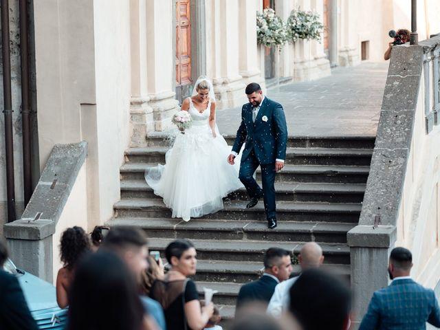 Il matrimonio di Jennifer e Francesco a Anguillara Sabazia, Roma 31