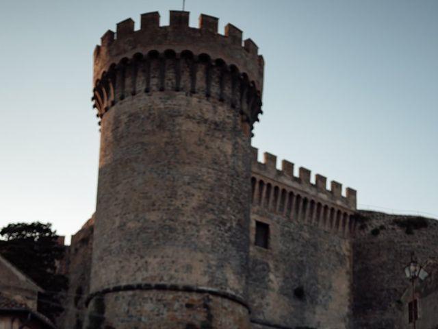Il matrimonio di Jennifer e Francesco a Anguillara Sabazia, Roma 32