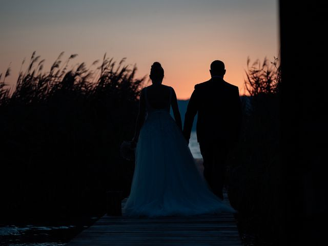 Il matrimonio di Jennifer e Francesco a Anguillara Sabazia, Roma 34