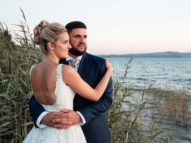 Il matrimonio di Jennifer e Francesco a Anguillara Sabazia, Roma 36