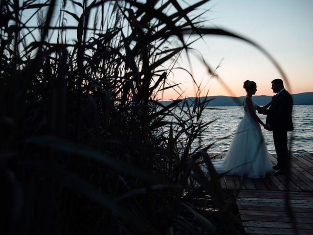 Il matrimonio di Jennifer e Francesco a Anguillara Sabazia, Roma 37
