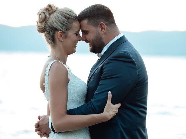 Il matrimonio di Jennifer e Francesco a Anguillara Sabazia, Roma 38