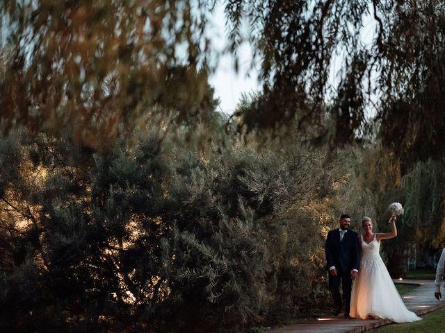 Il matrimonio di Jennifer e Francesco a Anguillara Sabazia, Roma 41