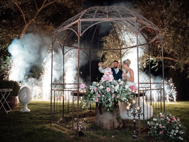 Il matrimonio di Jennifer e Francesco a Anguillara Sabazia, Roma 51