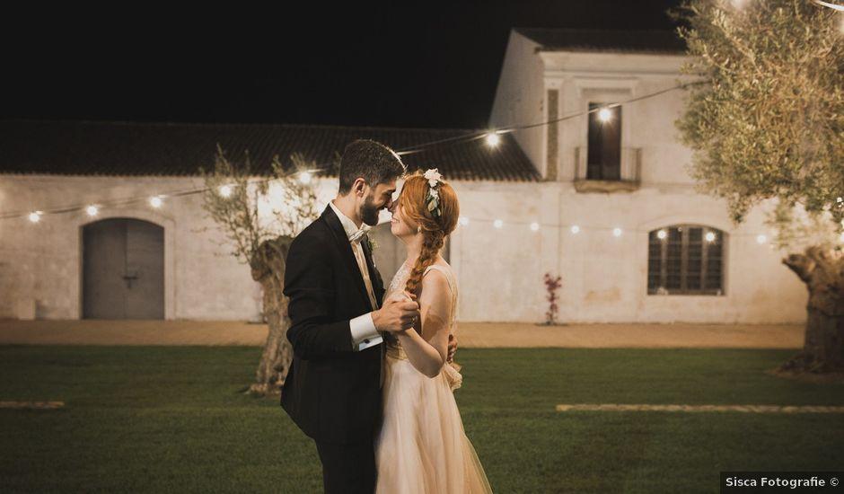 Il matrimonio di Matteo e Giulia a Cirò Marina, Crotone