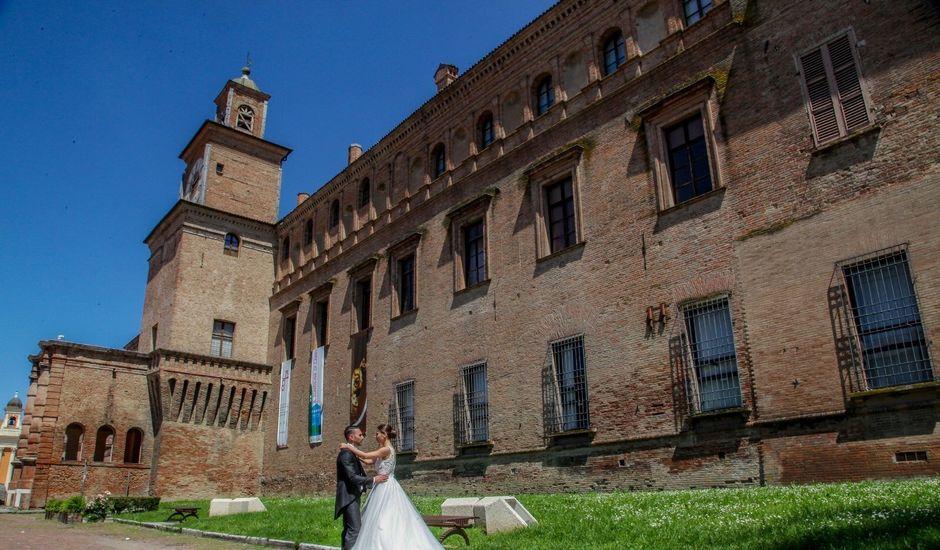 Il matrimonio di Carlo e Giovanna a Camposanto, Modena ...