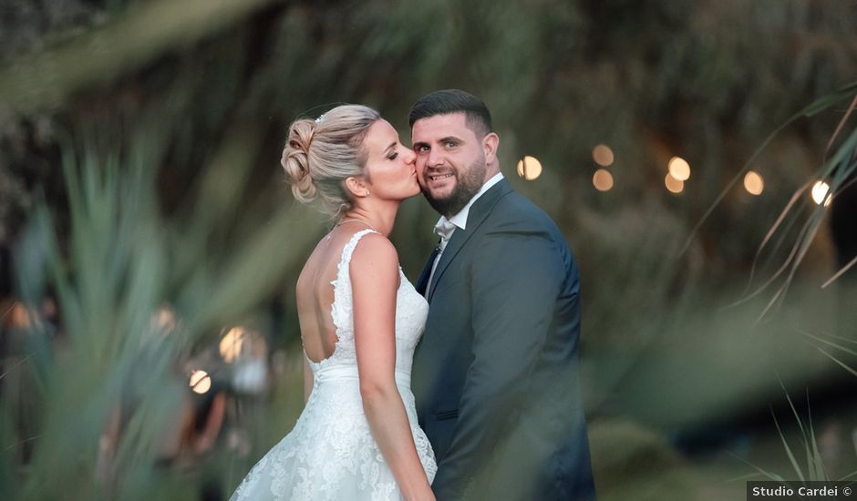Il matrimonio di Jennifer e Francesco a Anguillara Sabazia, Roma