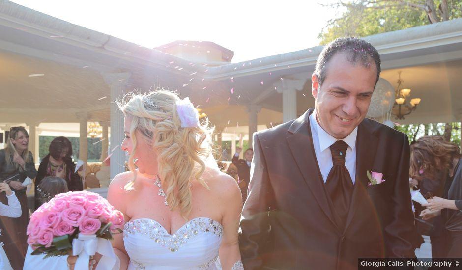 Il matrimonio di giuseppe e fabiola a roma roma for Di giuseppe arredamenti roma
