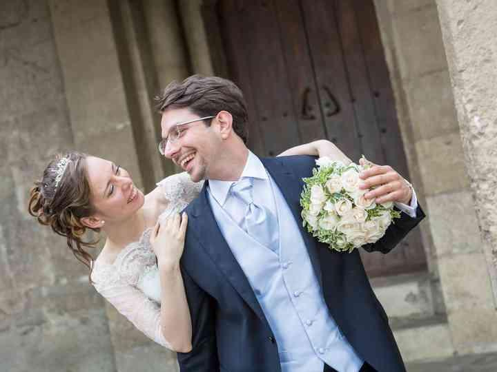 Le nozze di Natalia e Maurizio