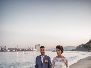 Le nozze di Lara e Alessio