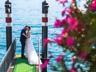 Le nozze di Irena e Andrea