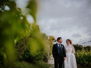 Le nozze di Monia e Emanuele
