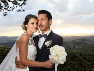 Le nozze di Martina e Nicolò