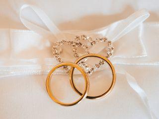 Le nozze di Giada e Soren 1