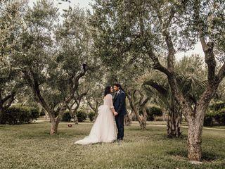 Le nozze di Mariacristina e Bartolo