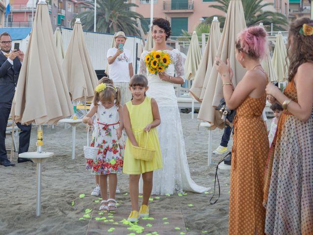 Il matrimonio di Alessio e Lara a Albissola Marina, Savona 30