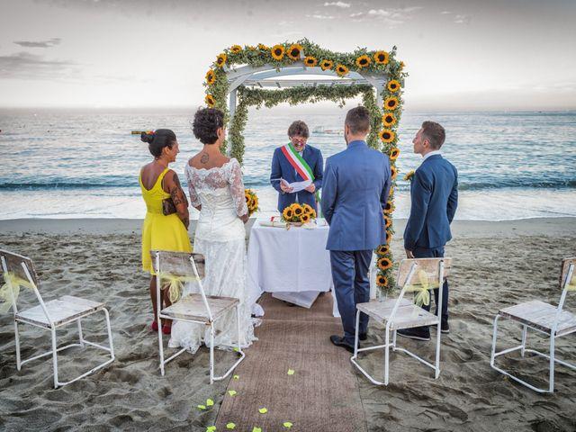 Il matrimonio di Alessio e Lara a Albissola Marina, Savona 31