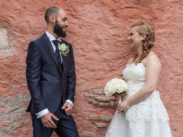 Le nozze di Mery e Daniele