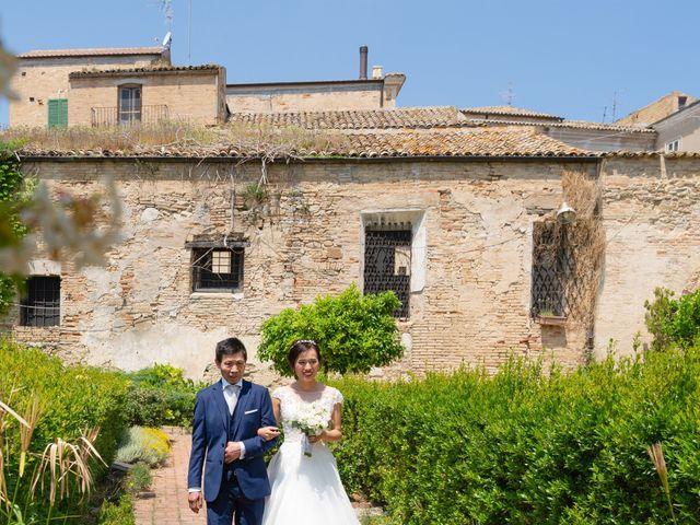 Il matrimonio di Francesco e Valentina a Vasto, Chieti 9