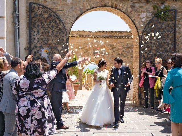 Il matrimonio di Francesco e Valentina a Vasto, Chieti 10