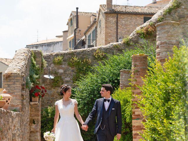 Il matrimonio di Francesco e Valentina a Vasto, Chieti 12