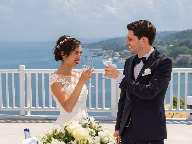 Il matrimonio di Francesco e Valentina a Vasto, Chieti 16