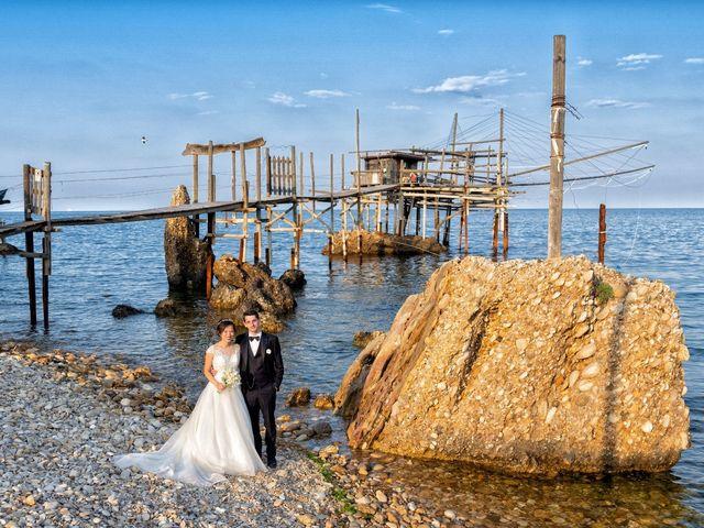 Il matrimonio di Francesco e Valentina a Vasto, Chieti 18