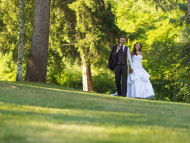 Il matrimonio di Andrea e Valentina a Viverone, Biella 3