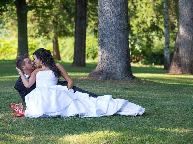 Il matrimonio di Andrea e Valentina a Viverone, Biella 6