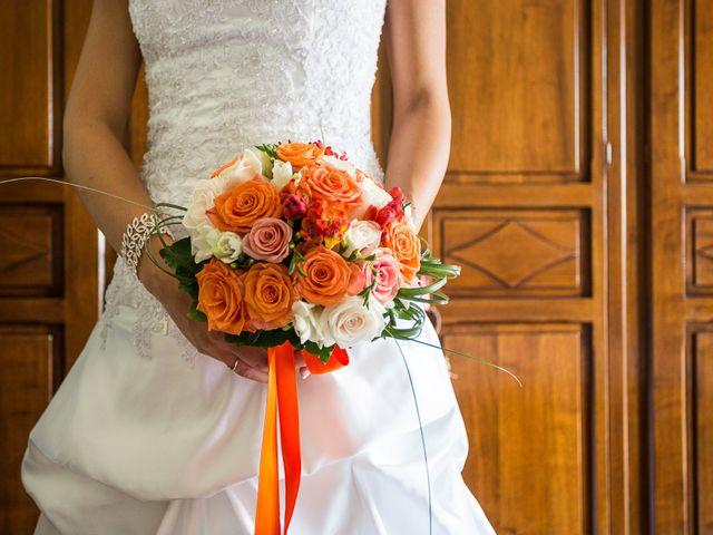 Il matrimonio di Andrea e Valentina a Viverone, Biella 17