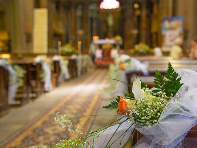 Il matrimonio di Andrea e Valentina a Viverone, Biella 12