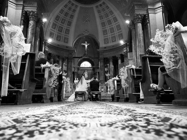 Il matrimonio di Andrea e Valentina a Viverone, Biella 9