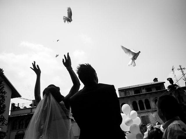 Il matrimonio di Andrea e Valentina a Viverone, Biella 5
