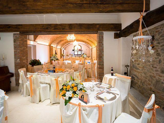 Il matrimonio di Andrea e Valentina a Viverone, Biella 19