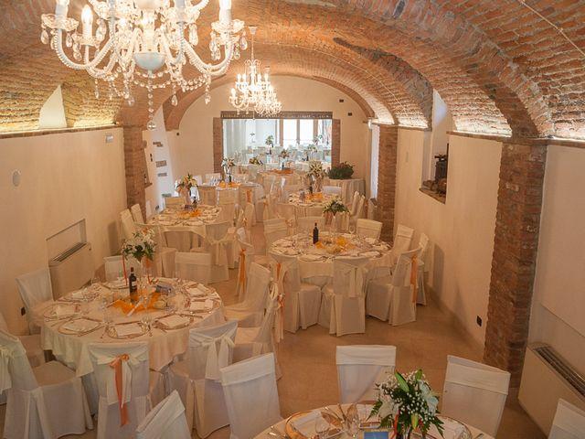 Il matrimonio di Andrea e Valentina a Viverone, Biella 20
