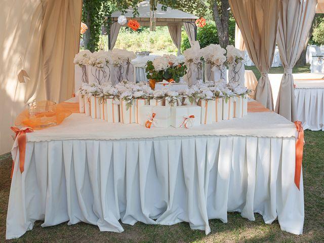 Il matrimonio di Andrea e Valentina a Viverone, Biella 22