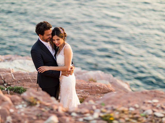 le nozze di Daniela e Alessio