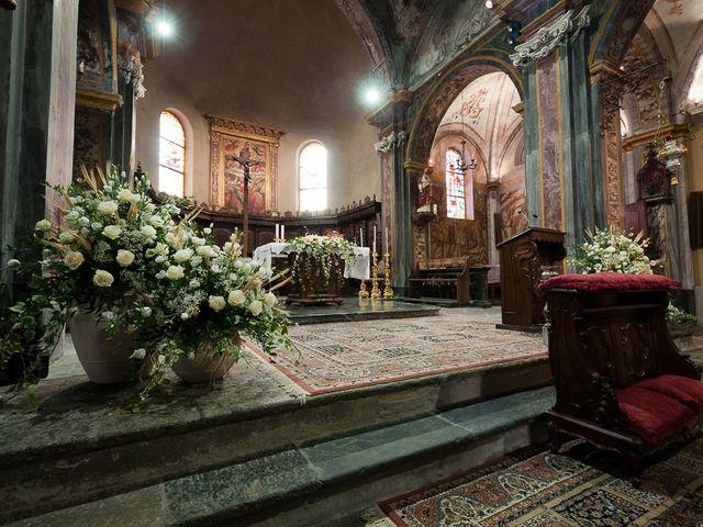 Il matrimonio di Matteo e Maria Luisa a Salussola, Biella 2