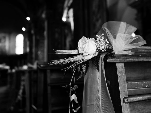 Il matrimonio di Matteo e Maria Luisa a Salussola, Biella 3