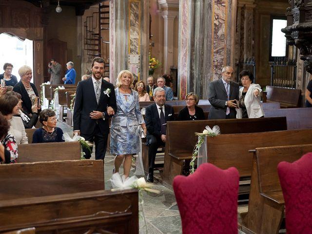 Il matrimonio di Matteo e Maria Luisa a Salussola, Biella 6
