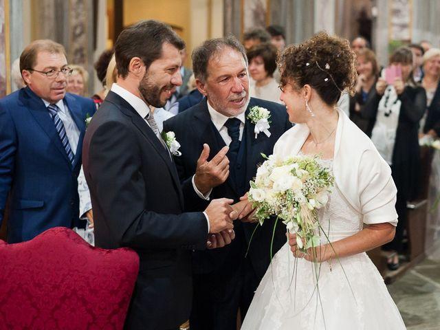 Il matrimonio di Matteo e Maria Luisa a Salussola, Biella 8