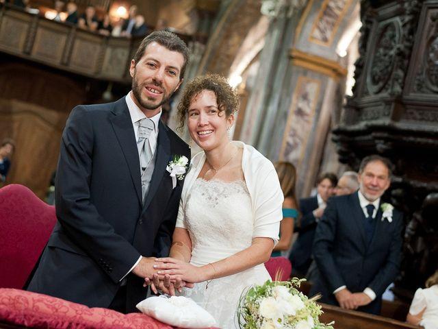 Il matrimonio di Matteo e Maria Luisa a Salussola, Biella 9