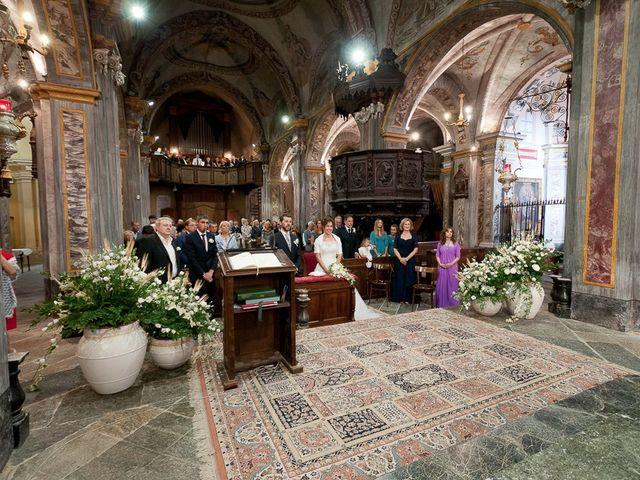 Il matrimonio di Matteo e Maria Luisa a Salussola, Biella 10
