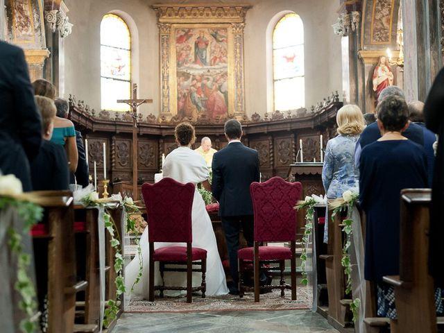 Il matrimonio di Matteo e Maria Luisa a Salussola, Biella 11