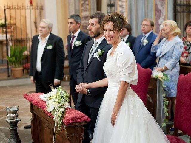 Il matrimonio di Matteo e Maria Luisa a Salussola, Biella 12