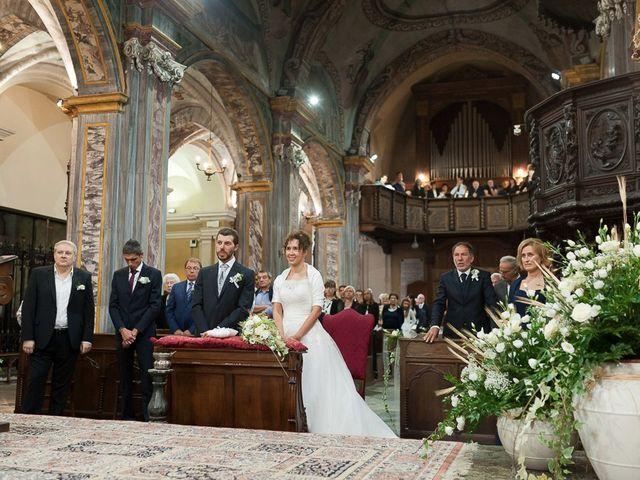 Il matrimonio di Matteo e Maria Luisa a Salussola, Biella 13