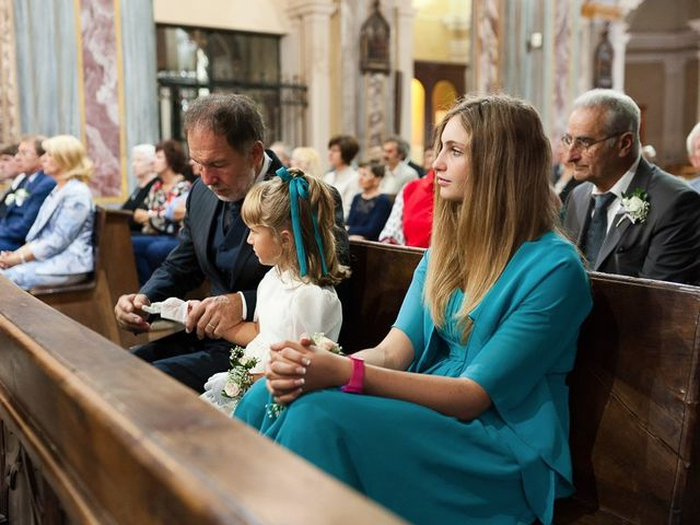 Il matrimonio di Matteo e Maria Luisa a Salussola, Biella 16