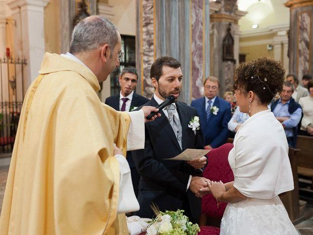 Il matrimonio di Matteo e Maria Luisa a Salussola, Biella 18
