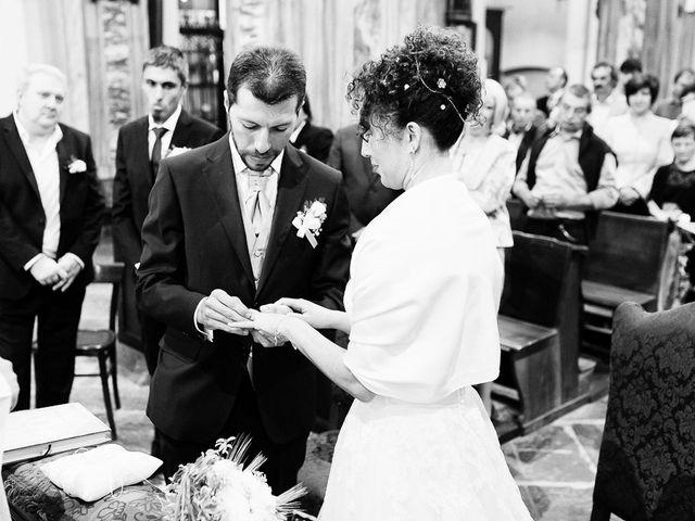 Il matrimonio di Matteo e Maria Luisa a Salussola, Biella 20