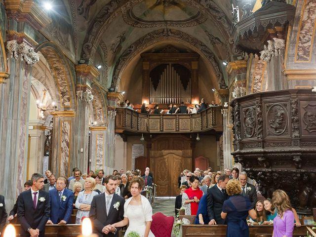Il matrimonio di Matteo e Maria Luisa a Salussola, Biella 22